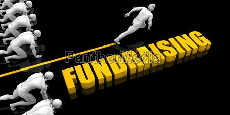 leiter des fundraising