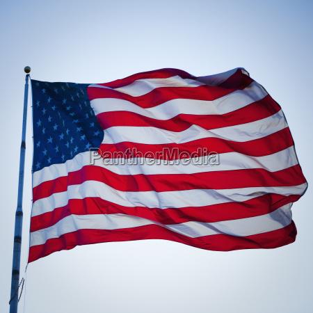 freiheit ungebundenheit amerika fahne flagge niemand