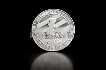 the silver litecoin