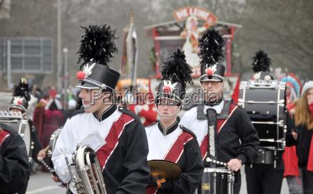 karnevalsumzug in hannover