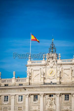royal palace von madrid royal palace