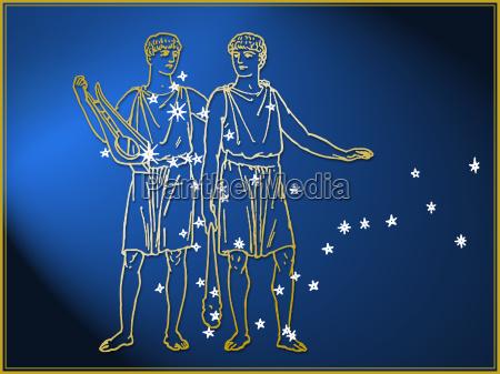 gemini astrologisches zeichen