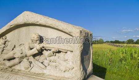gettysburg militaerpark