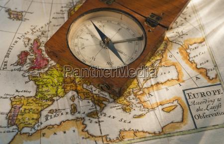 strategie fahrt reisen makro grossaufnahme macro