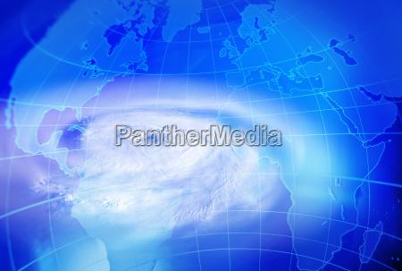 bericht weissagen technologie witterung globus planet