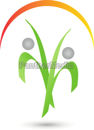 two people and sunfitnesssportlogo