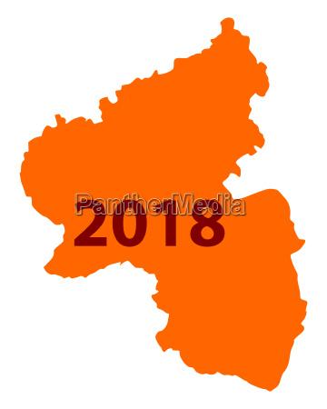 karte von rheinland pfalz 2018