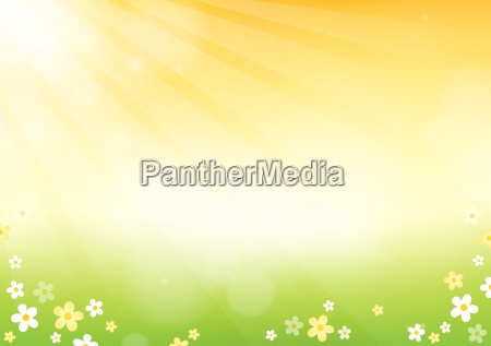 flower theme abstract background 3