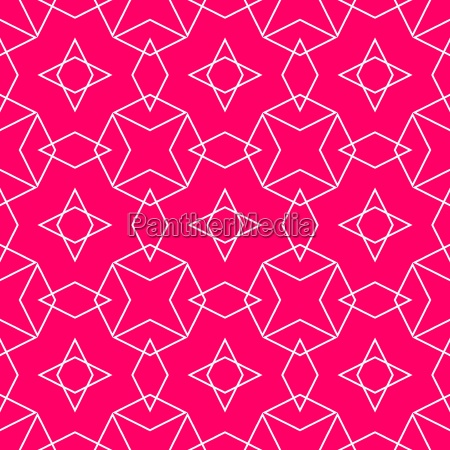 tile vector pattern or pink and