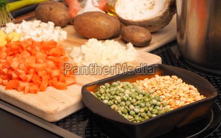 organic cooking ingredients