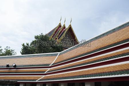 thailand bangkok buddhist temple