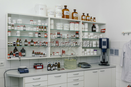interior of a lab in a