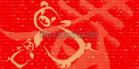 chinesische neujahr couplets phrase bedeutet fruehling