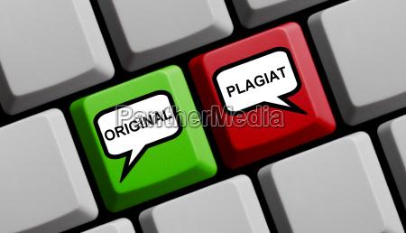 original und plagiat online