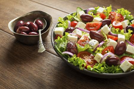 salat griechisch