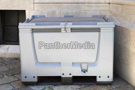 palettenbox kunststoff