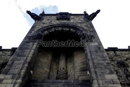 edinburgh castle edinburgh vereinigtes koenigreich