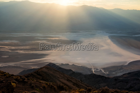 death valley national park tal