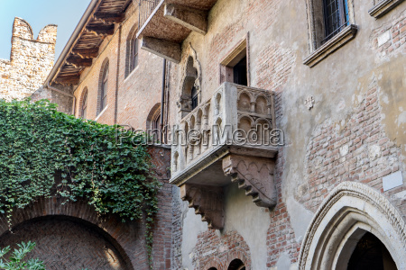 romeo and juliets balcony in verona