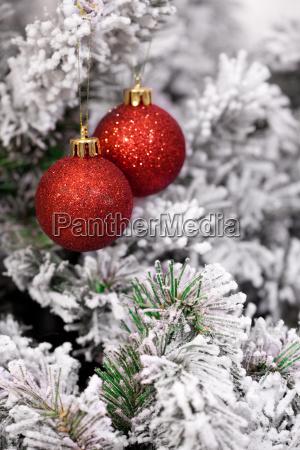 winter verzierung traditionell ornament weihnachtsbaum neujahr