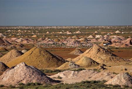 opalmine coober pedy sudaustralien