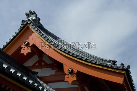 kaiserpalast kyoto japan asien