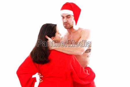 weihnachtspaarchen