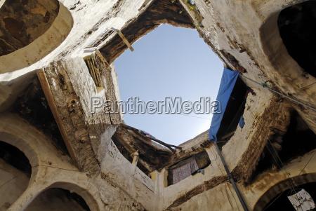 historische karawanserei samsarat in