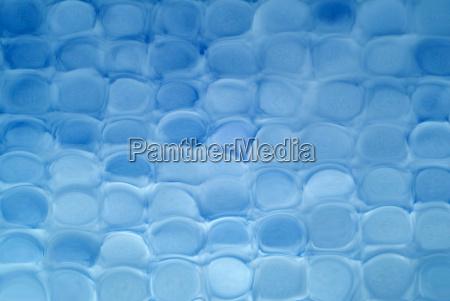 blue art colour cold symmetry symmetric