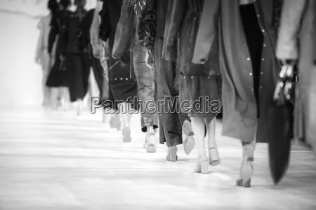 catwalk runway show event