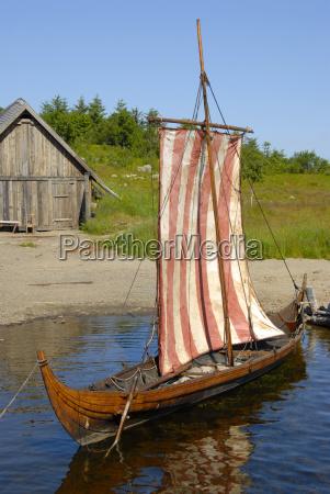 wikinger segelboot wikinger museum