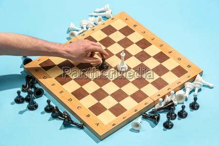 hand strategie tafel freizeit sport spiel