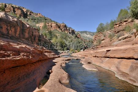 oak creek slide rock state park