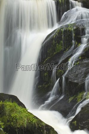 triberger wasserfall schwarzwald baden