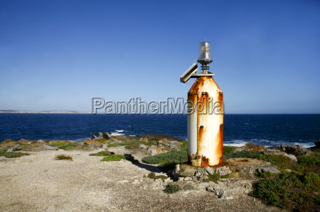 small lighthouse at point ellen at