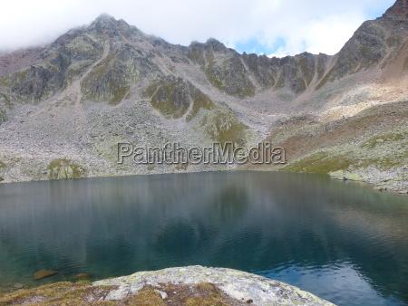 gaislacher see OEtztaler alpen