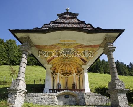 blue religion church art heaven paradise