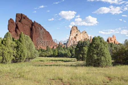 bucolic tree trees mountains stone sights