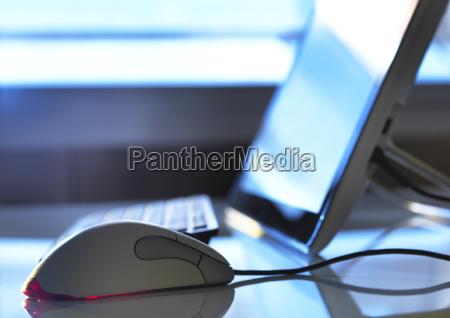 gefahr gefahren gefaehrdung buero tastatur computertastatur
