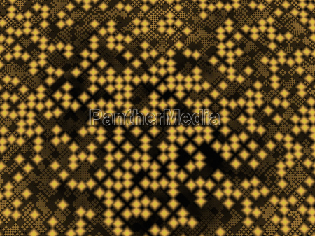 technical abstract background with geometric pattern