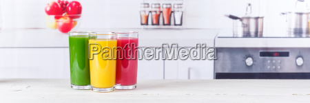 saft smoothie smoothies fruchtsaft banner gesunde