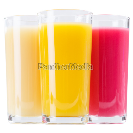 juice in glass fruit juice square