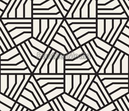 vektor nahtlose muster moderne stilvolle abstrakte