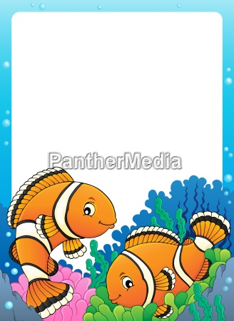 clownfish topic frame 1
