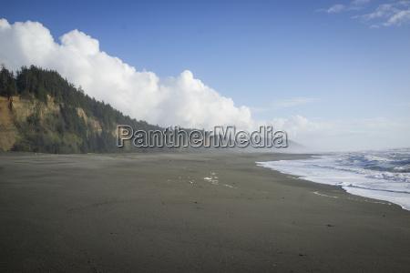malerische aussicht auf miami beach gegen
