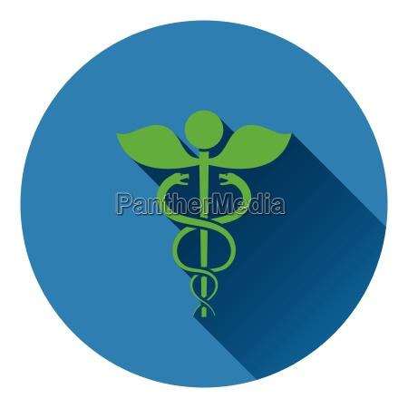 medicine sign icon