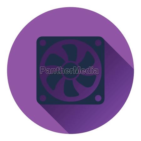 fan symbol
