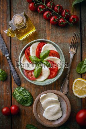 healthy vegetarian diet concept