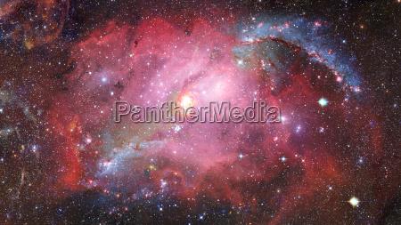 spiralgalaxie im weltraum elemente dieses bildes