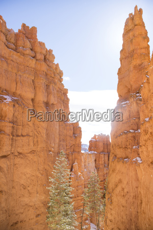 umwelt berge wueste oednis winter nationalpark